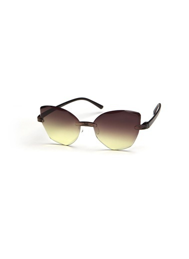 Di Caprio Güneş Gözlüğü Kahve